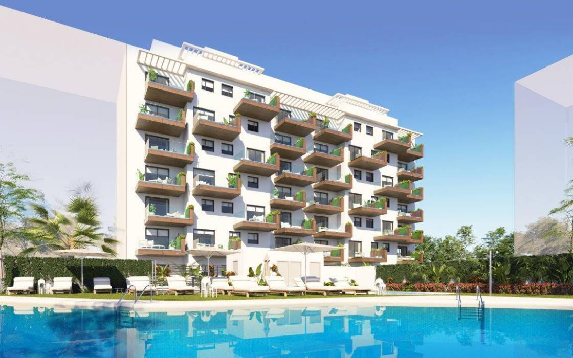 New Build - Apartment - Torre del Mar