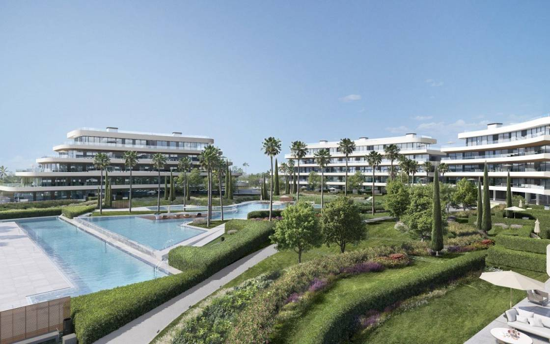 New Build - Apartment - Torremolinos