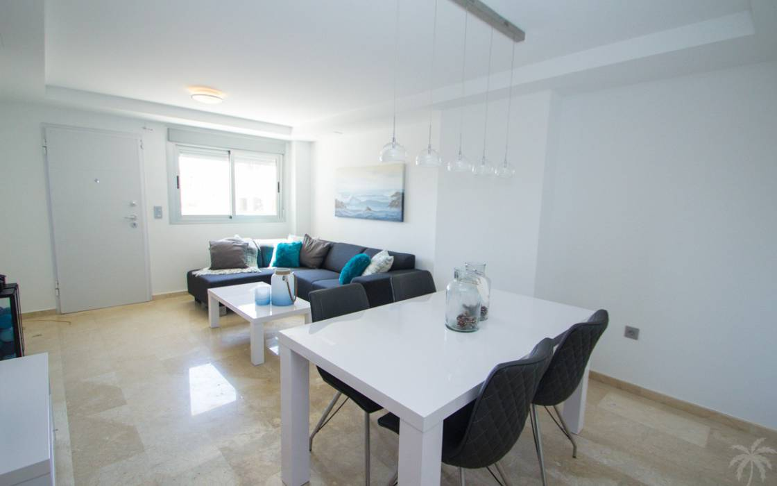 New Build - Apartment - Villamartín
