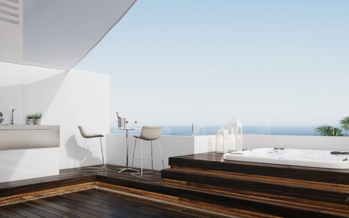 New Build - House - Benalmádena
