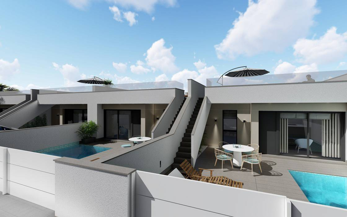 New Build - House - Pilar de la Horadada
