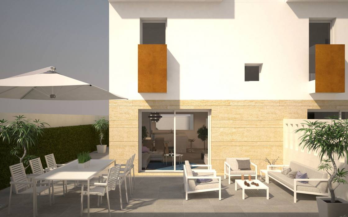 New Build - House - Torrevieja