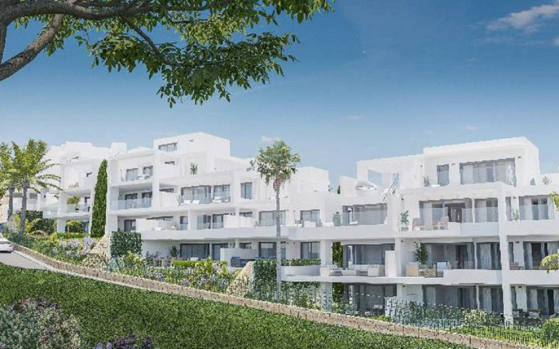 New Build - Penthouse - Estepona