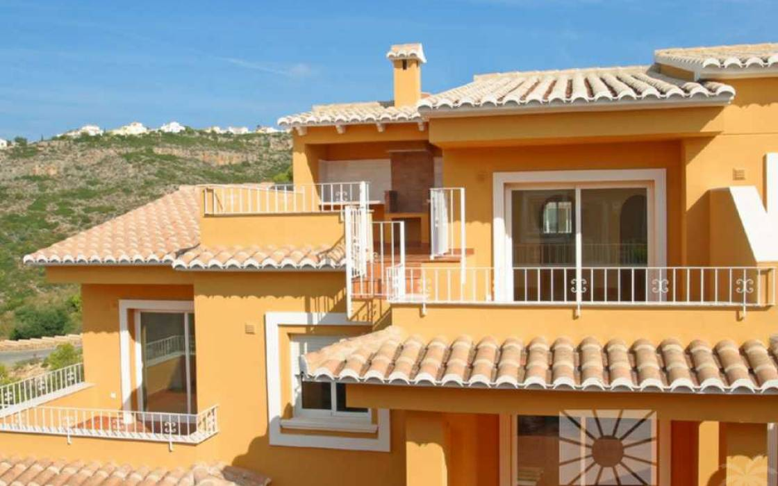 New Build - Penthouse - Moraira
