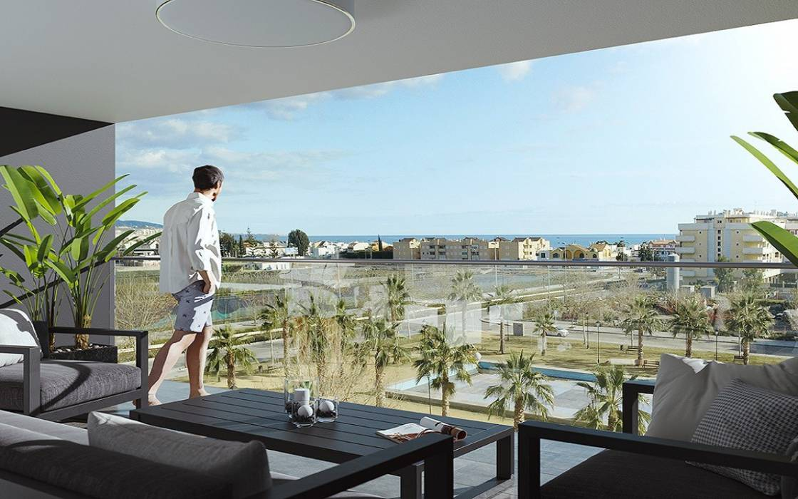 New Build - Penthouse - Torre del Mar