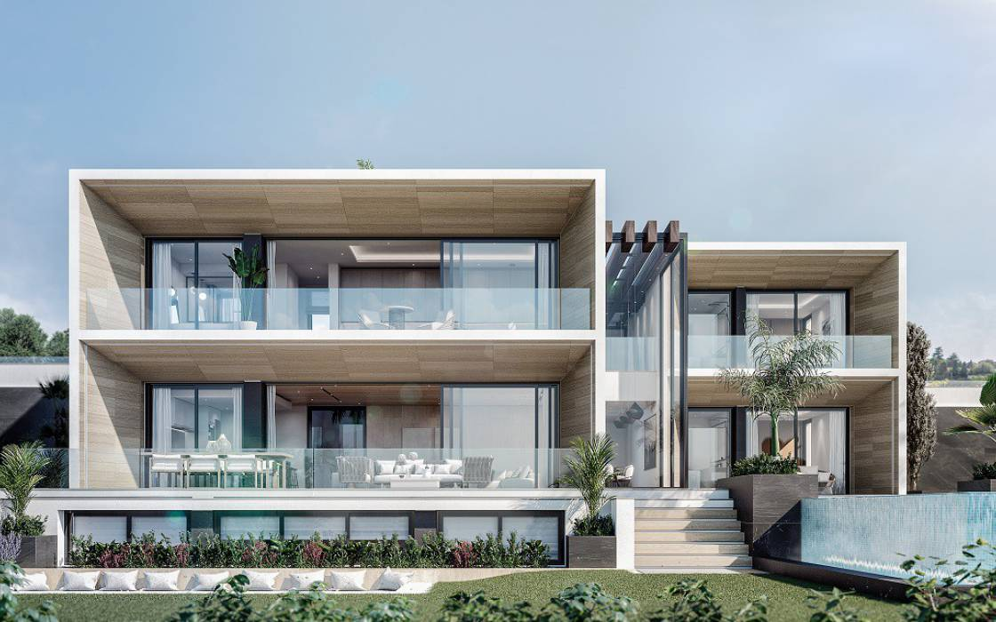 New Build - Villa - Benahavis