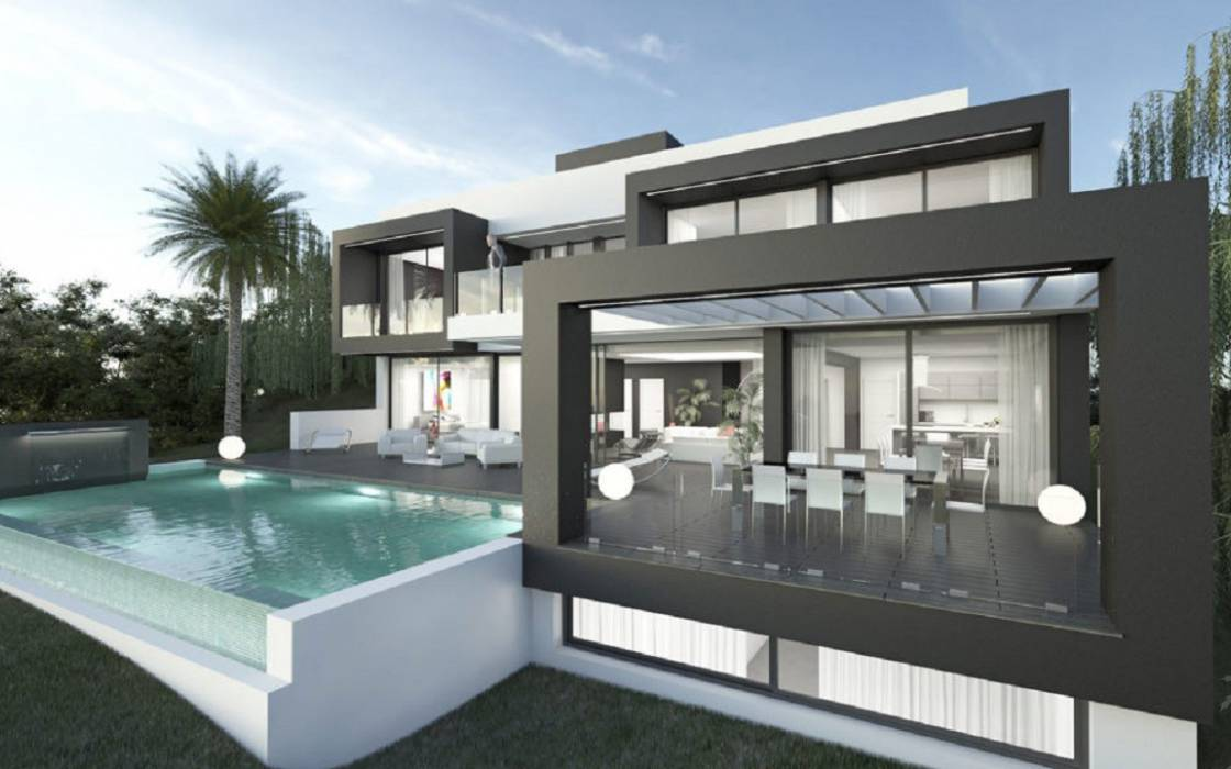 New Build - Villa - Benalmádena