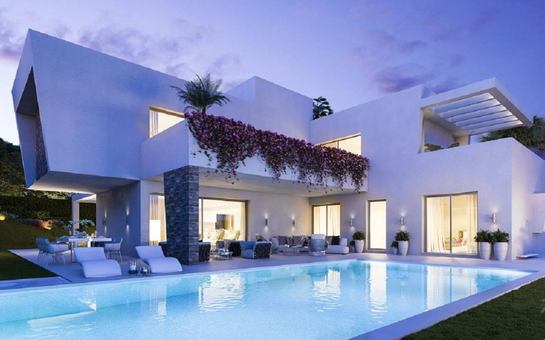 New Build - Villa - Estepona