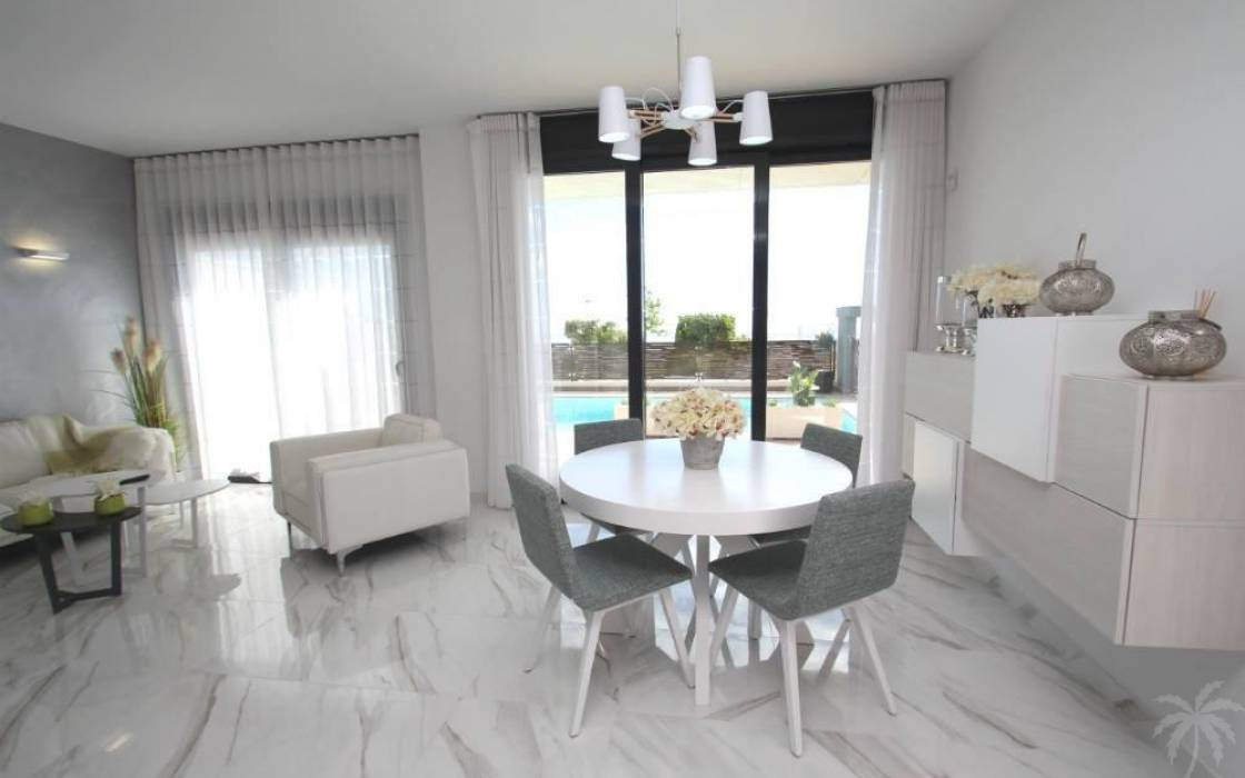 New Build - Villa - La Manga del Mar Menor