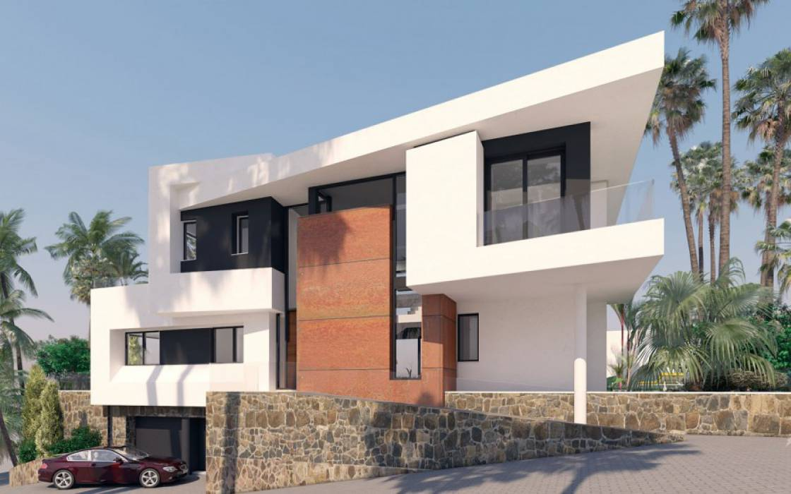 New Build - Villa - Mijas