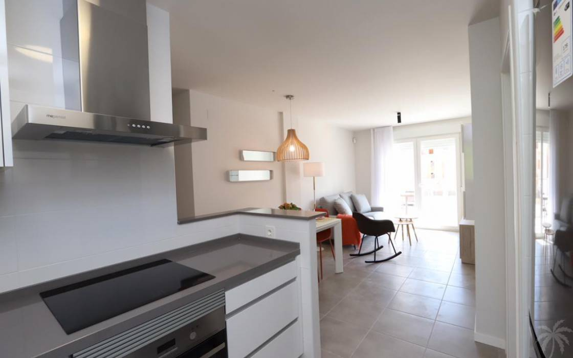Nouvelle construction - Appartement - Denia