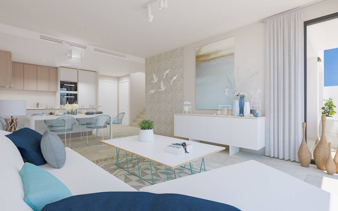 Nouvelle construction - Appartement - Estepona