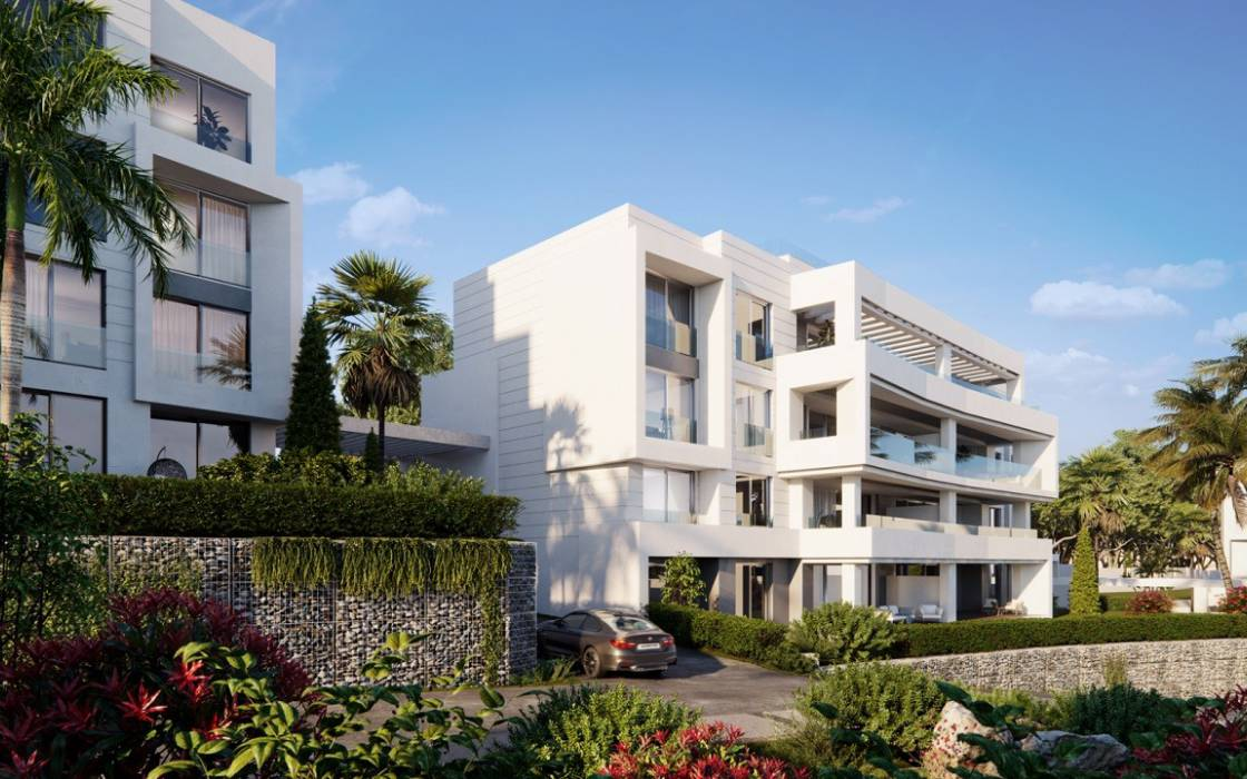 Nouvelle construction - Appartement - Marbella