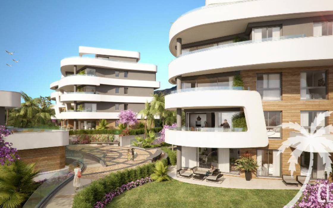 Nouvelle construction - Appartement - Mijas