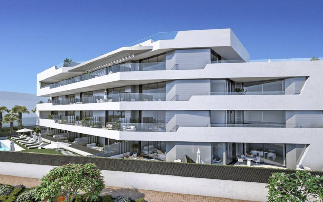 Nouvelle construction - Appartement - Nerja