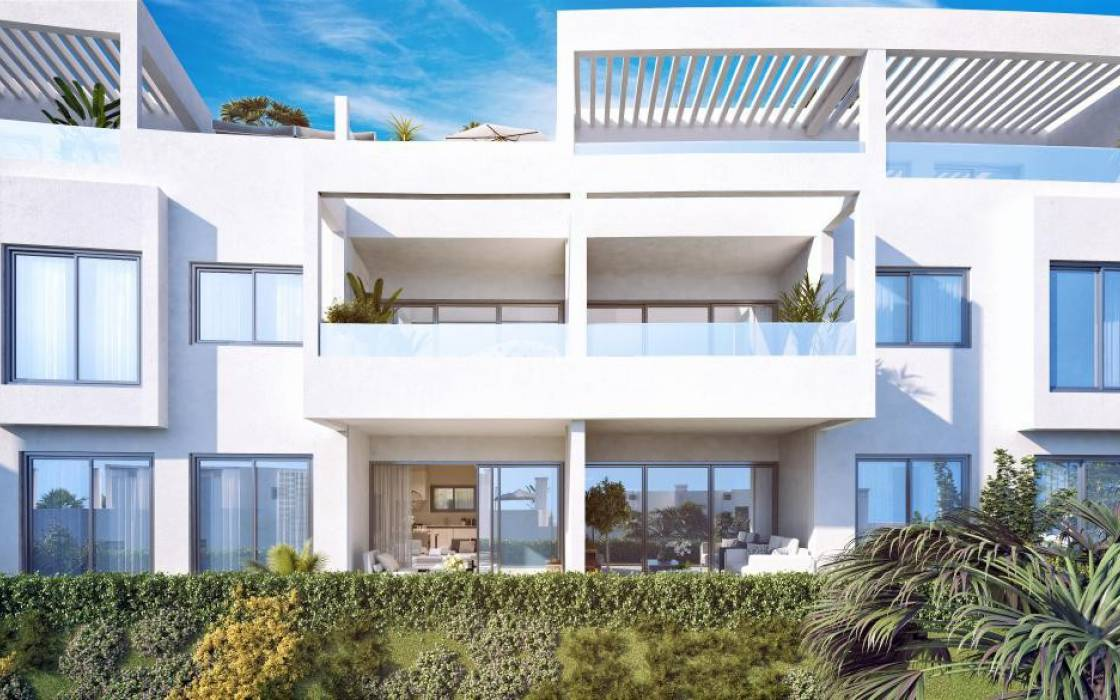 Nouvelle construction - Appartement - Torre del Mar