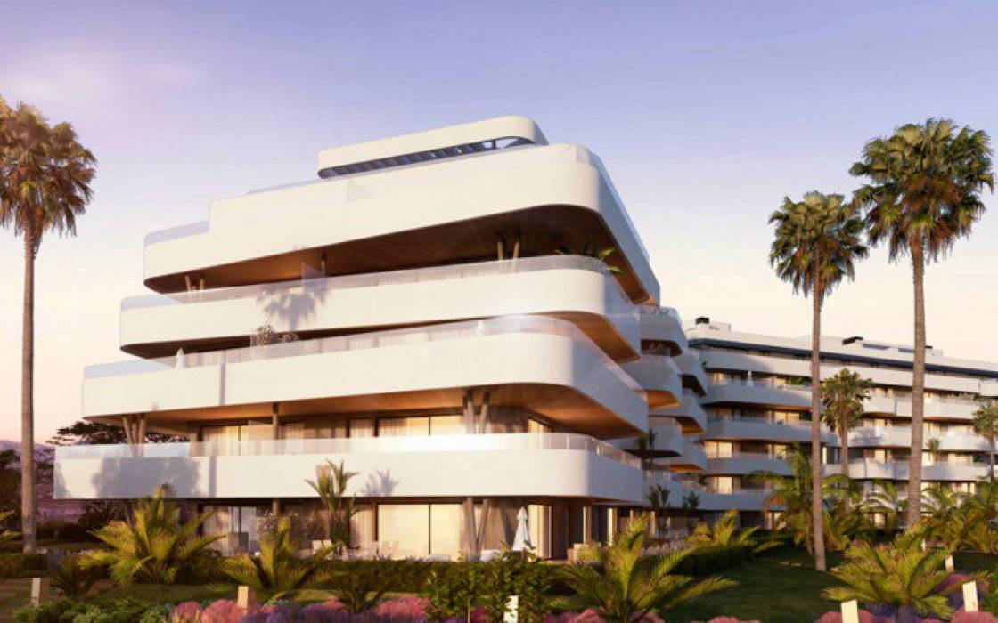 Nouvelle construction - Appartement - Torremolinos