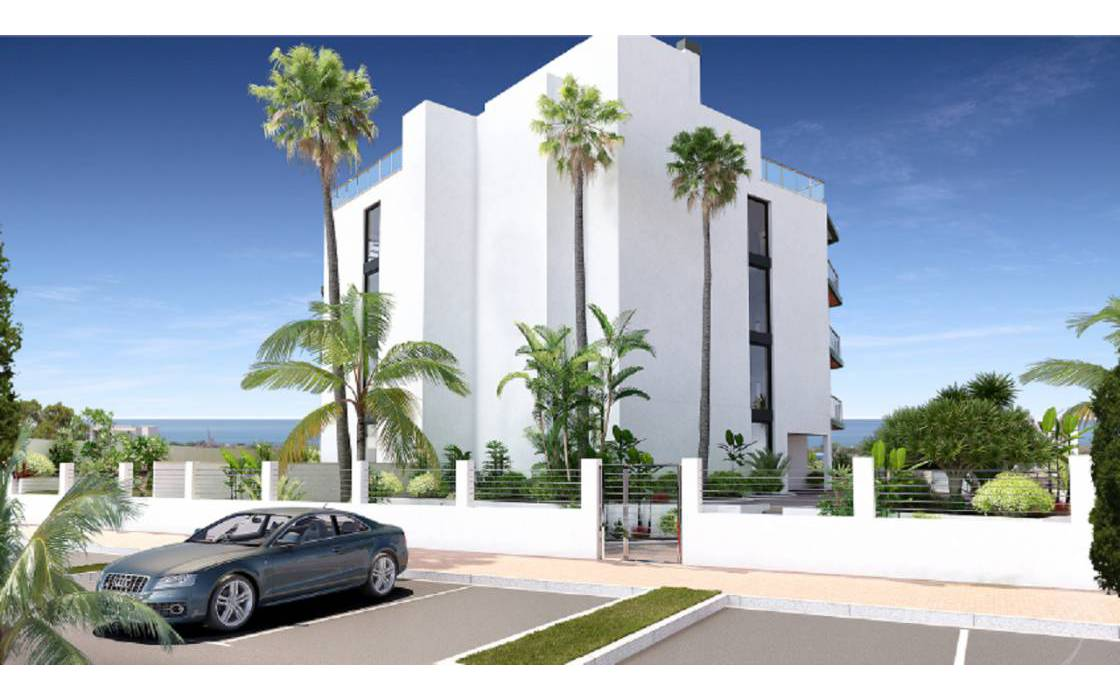 Nouvelle construction - Appartement - Vélez-Málaga