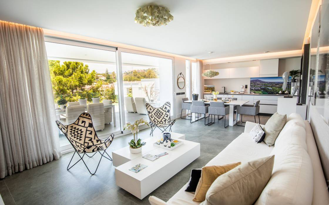 Nouvelle construction - Penthouse - Benahavis