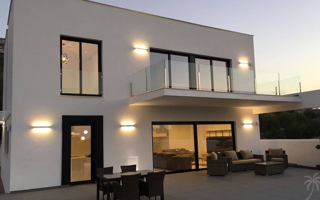 Nouvelle construction - Villa - Denia