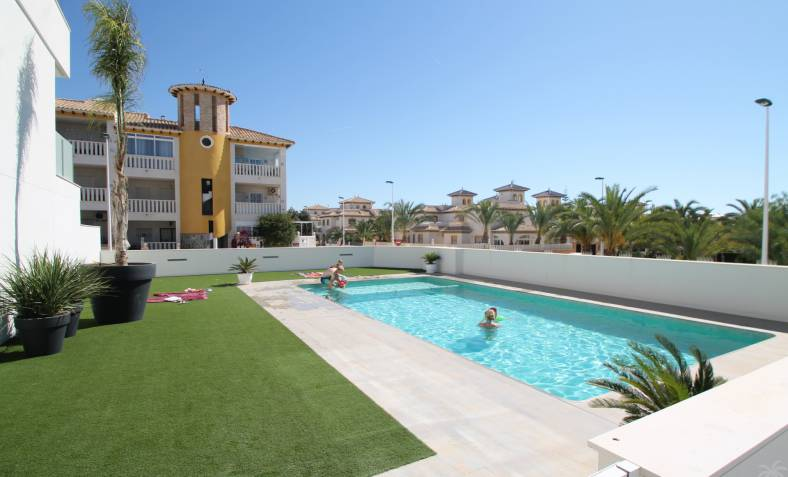 Penthouse - Holiday Rental - La Marina - La Marina