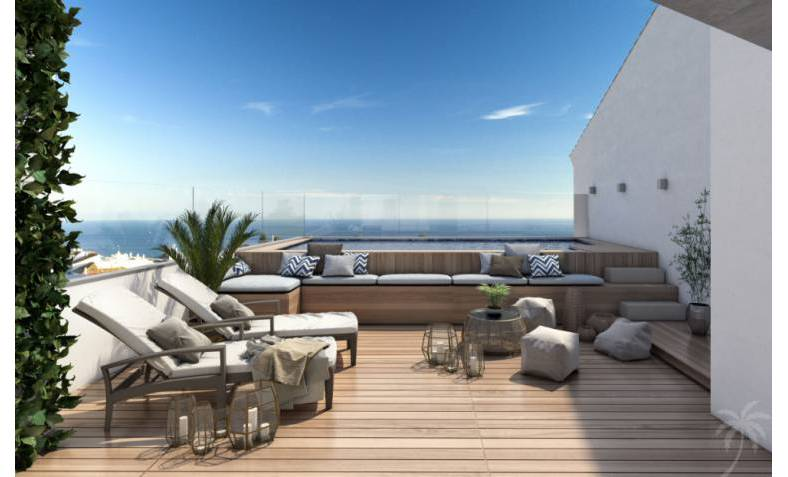Penthouse - New Build - Benalmádena - Benalmádena