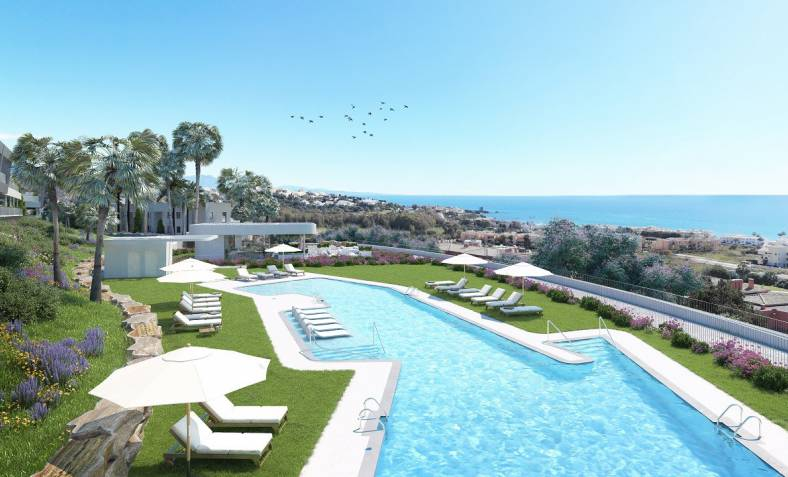 Penthouse - New Build - Casares - Casares
