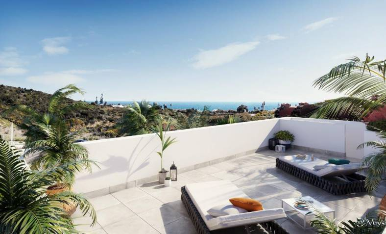 Penthouse - New Build - Estepona - Estepona