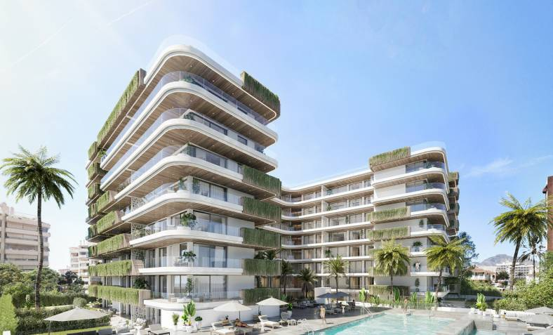 Penthouse - New Build - Fuengirola - Fuengirola
