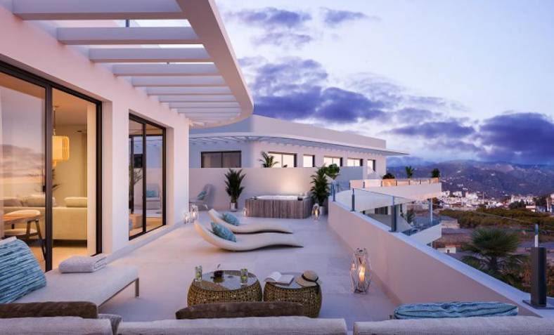 Penthouse - New Build - Nerja - Nerja