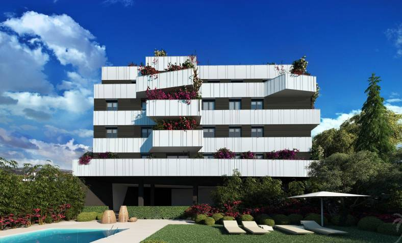 Penthouse - New Build - Vélez-Málaga - Vélez-Málaga