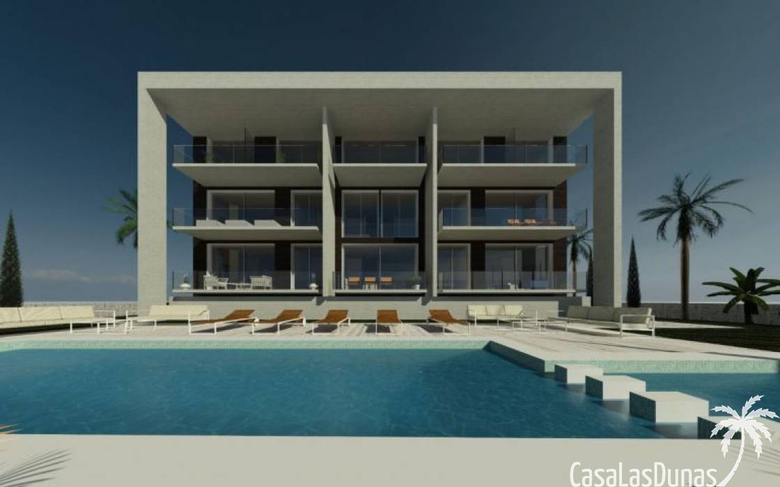 Resale - Apartment - Jávea