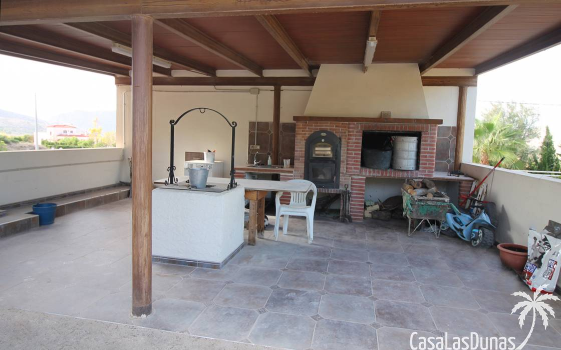 Resale - Finca - Aspe - Inland