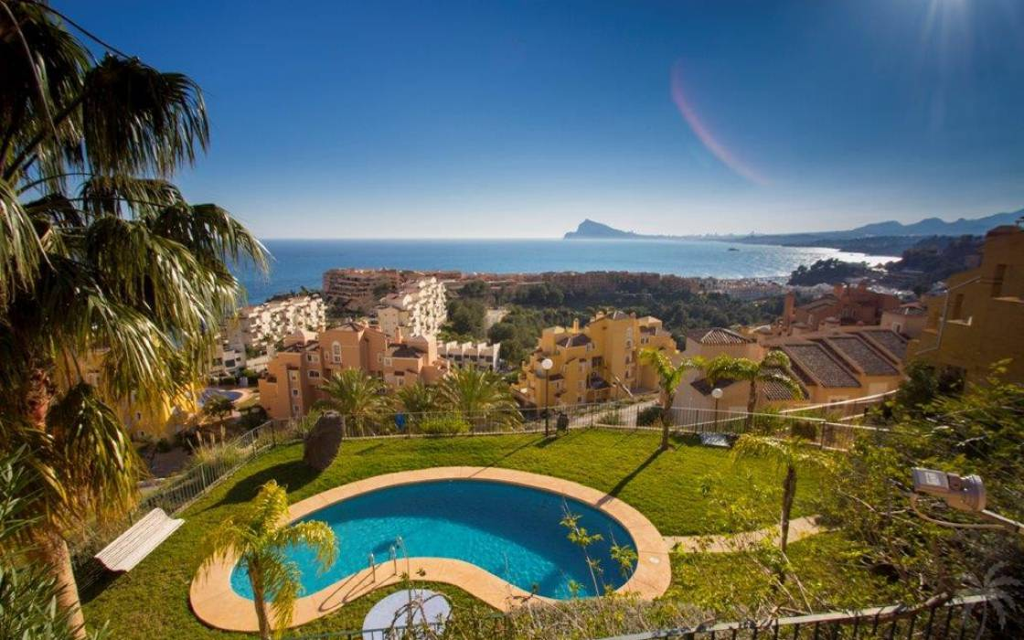 Resale - House - Altea