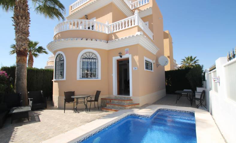 Villa - Holiday Rental - La Marina - La Marina