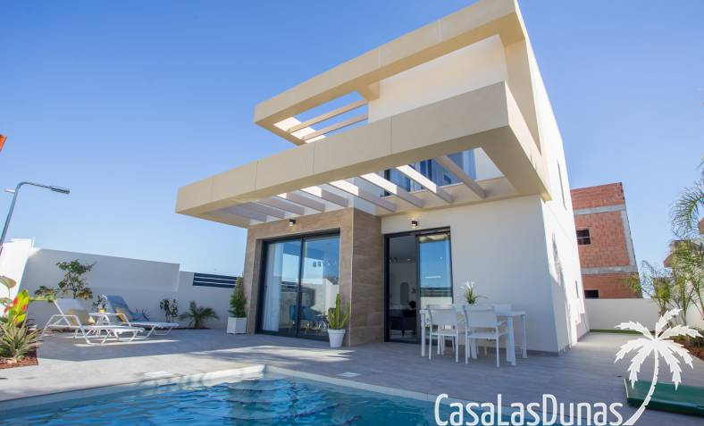 Villa - Neubau - Los Montesinos - Los Montesinos