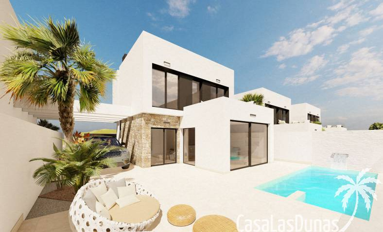 Villa - New Build - Águilas - Águilas
