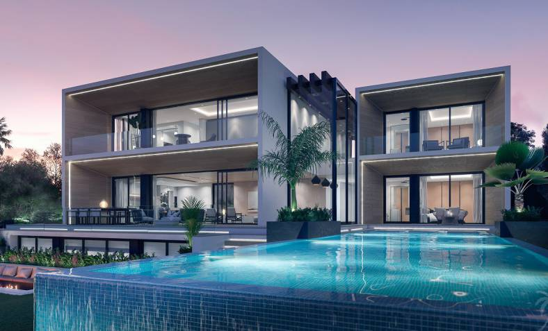 Villa - New Build - Benahavis - Benahavis