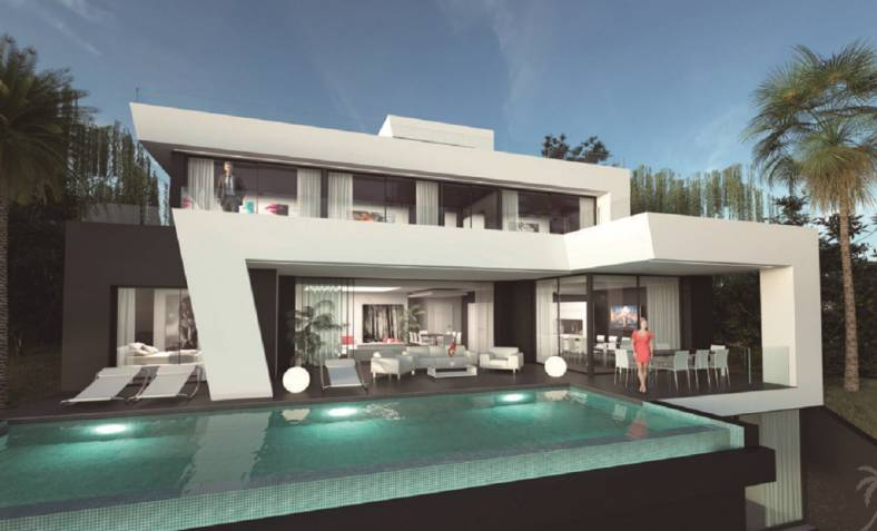 Villa - New Build - Benalmádena - Benalmádena