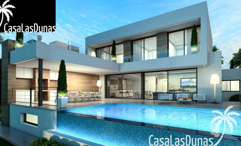 Villa - New Build - Denia - Denia