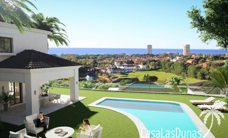 Villa - New Build - Elviria - Marbella, Elviria