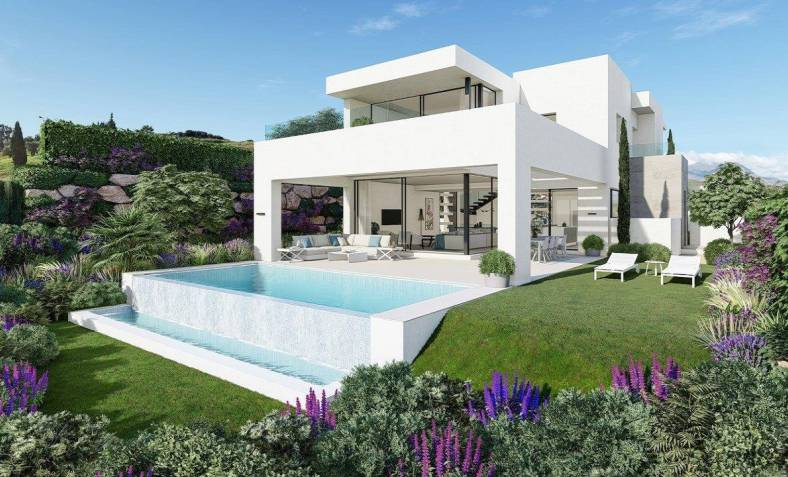 Villa - New Build - Estepona - Estepona