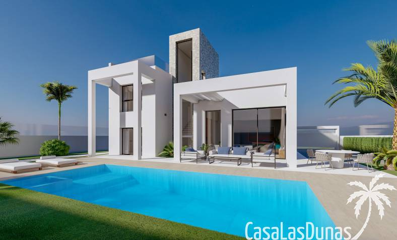 Villa - New Build - Finestrat - Finestrat