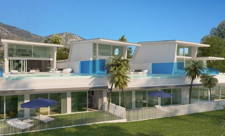 Villa - New Build - Fuengirola - Fuengirola