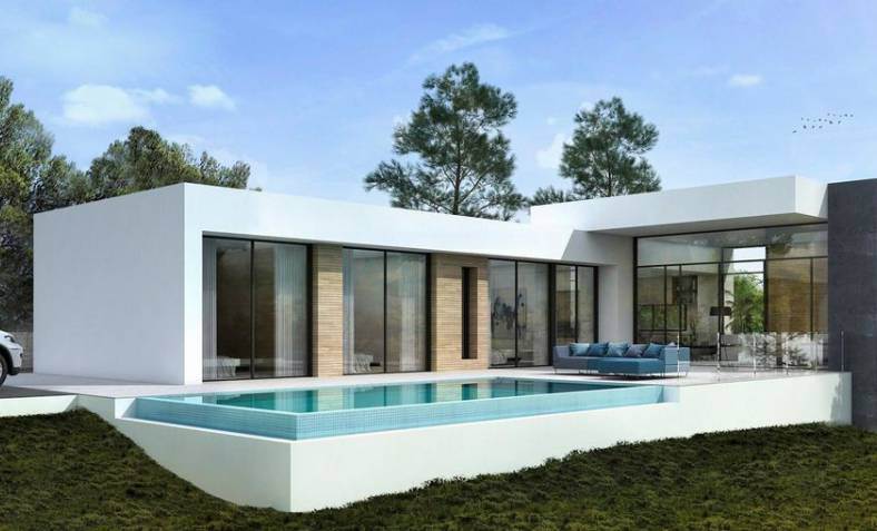 Villa - New Build - Jávea - Jávea