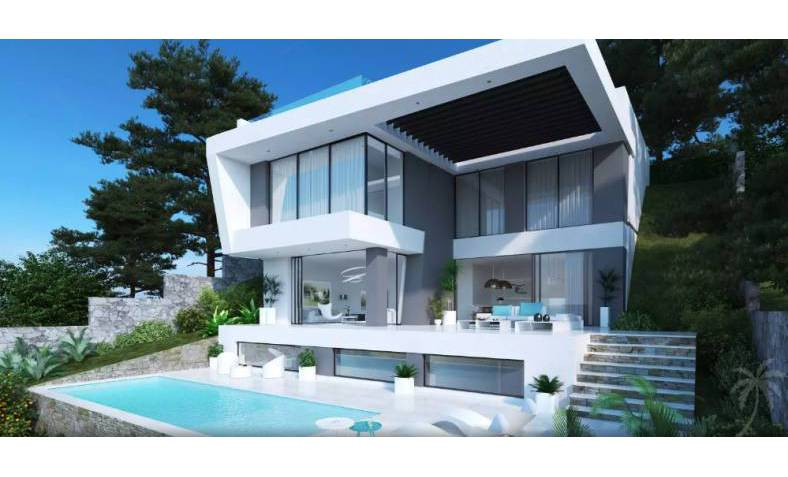Villa - New Build - Malaga - Málaga