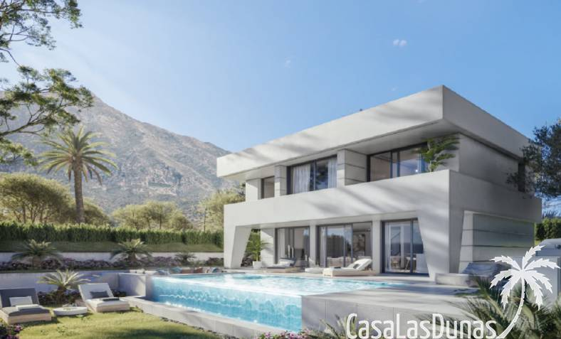 Villa - New Build - Manilva - Manilva