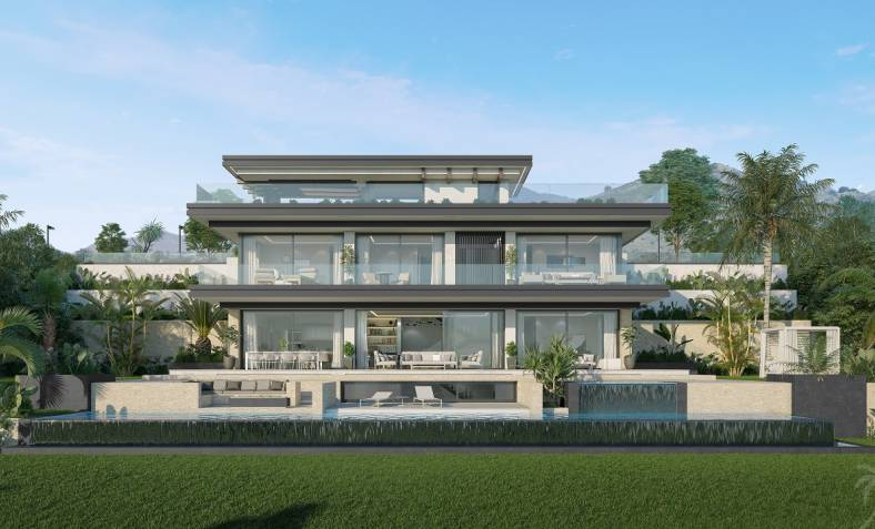 Villa - New Build - Marbella - Marbella