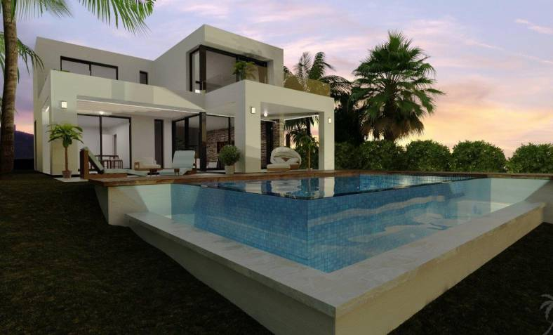 Villa - New Build - Mijas - Mijas