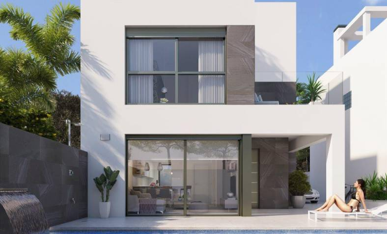 Villa - New Build - Orihuela Costa - Orihuela Costa